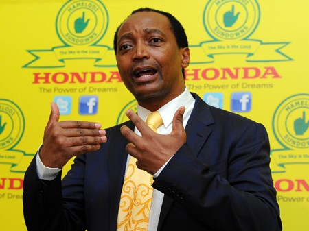 Confederation of African Football (CAF) presidential candidates unite behind Motsepe
