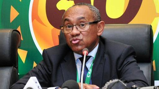CAF boss handed a five year ban by FIFA