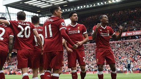 Liverpool back on top after beating Cardiff City