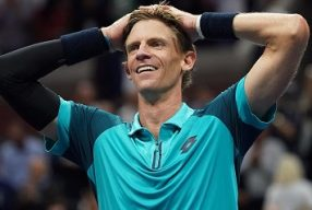 Anderson to meet Nadal in the Grand Slam Final