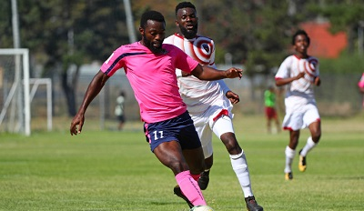 Cosmos & Leopards played to a draw at Vosloorus