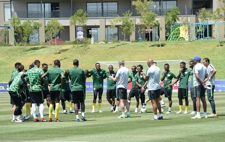 Baxter names final 23-man squad