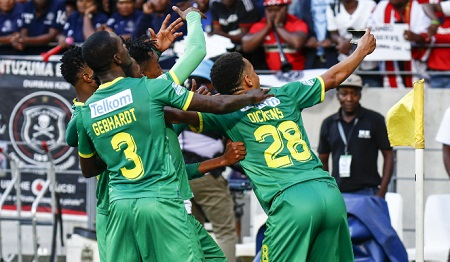 Baroka FC  beat Pirates to win TKO