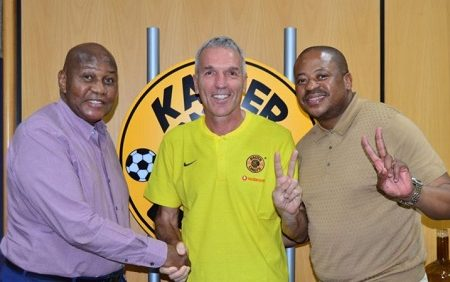 Middendorp takes over from Solinas at Chiefs