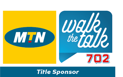 The 2019 MTN Walk the Talk with 702 entries are now open