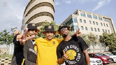 Kaizer Chiefs x Butan Collaboration launched