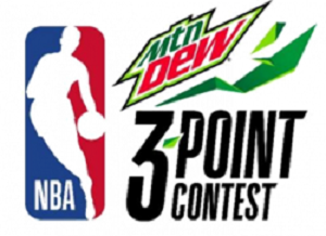 Past Champions Devin Booker and Stephen Curry Lead Six NBA All-Stars in 2021 MTN DewR 3-Point Contest