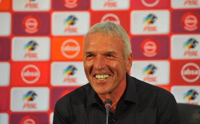 Middendorp happy with Maritzburg new signings